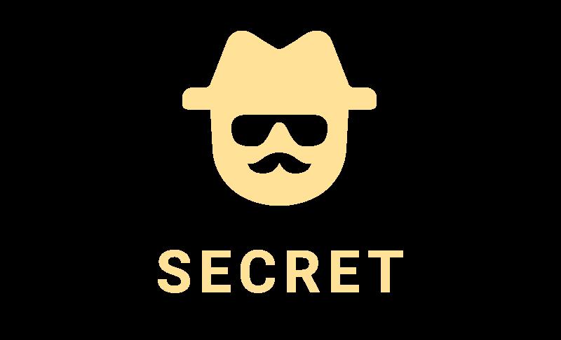 logo de la startup Secret