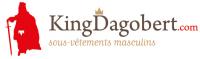 Logo de la startup King Dagobert