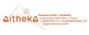 Logo de la startup Aitheka