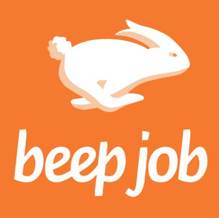 Logo de la startup Beepjob