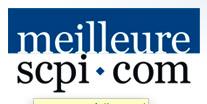 Logo de la startup MeilleureSCPI