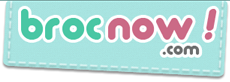 Logo de la startup BrocNow!