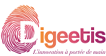 Logo de la startup Digeetis
