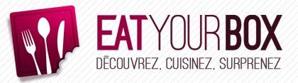Logo de la startup Eat Your Box