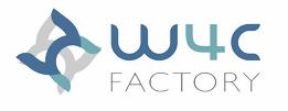 Logo de la startup W4C Factory