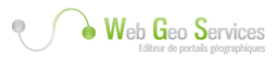 Logo de la startup Web Geo Services