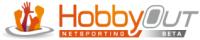 Logo de la startup HobbyOut