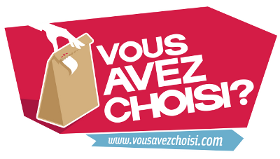 Logo de la startup VousAvezChoisi.com