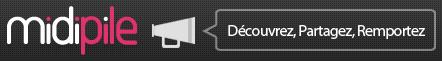 Logo de la startup MidiPile