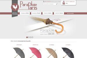 Logo de la startup Parapluie Paris