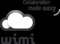 Logo de la startup Wimi