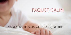 Logo de la startup Paquet Câlin