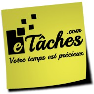 Logo de la startup eTâches