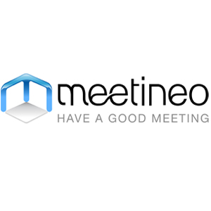 Logo de la startup Meetineo