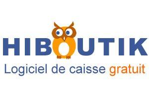 Logo de la startup Hiboutik