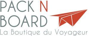 Logo de la startup Pack N Board