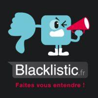 Logo de la startup Blacklistic