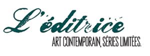 Logo de la startup L'éditrice