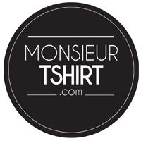 Logo de la startup Monsieurtshirt