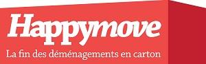 Logo de la startup Happymove