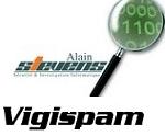 Logo de la startup Vigispam