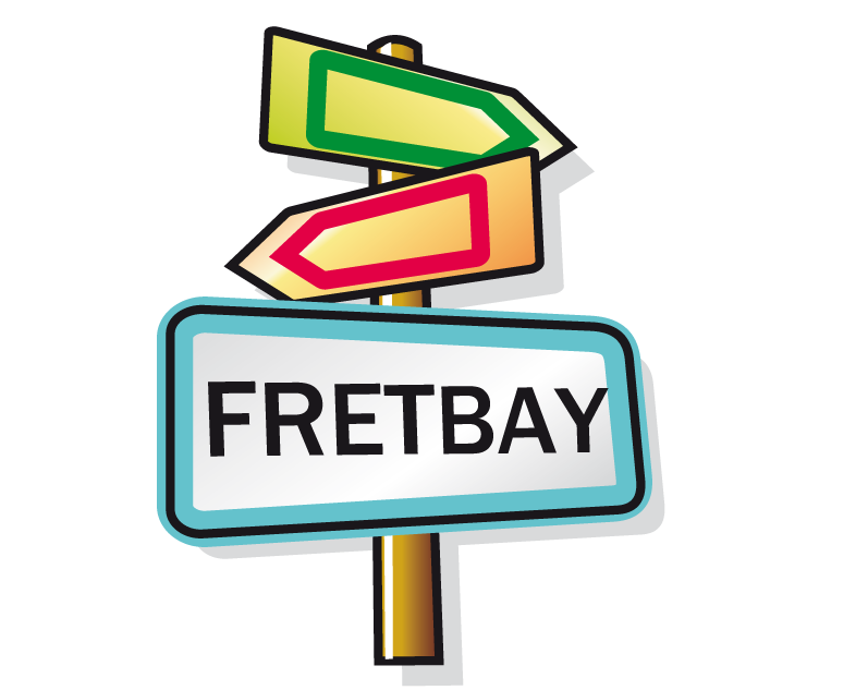 Logo de la startup FretBay