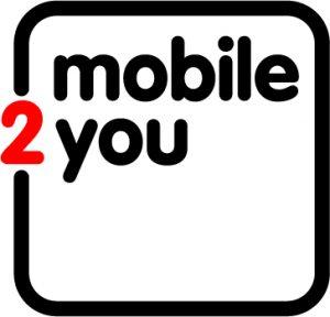 Logo de la startup mobile2you