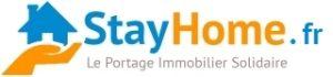 Logo de la startup StayHome