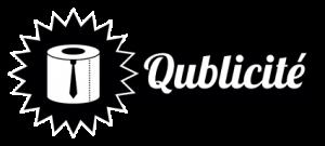 Logo de la startup Qublicité