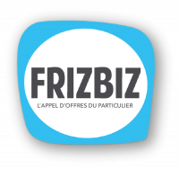 Logo de la startup Frizbiz