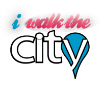 Logo de la startup IwalktheCity