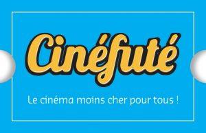 Logo de la startup Cinefute