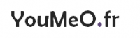 Logo de la startup YouMeO