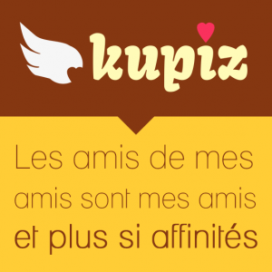 Logo de la startup Kupiz