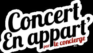 Logo de la startup Concert en appart'