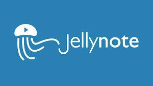 Logo de la startup Jellynote