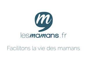 Logo de la startup lesmamans