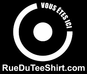 Logo de la startup rueduteeshirt com