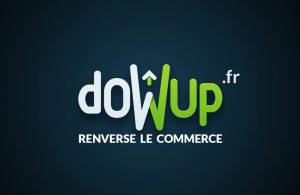 Logo de la startup DOWUP