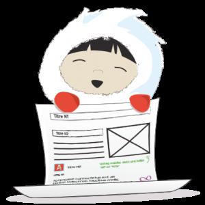 Logo de la startup Eskimoz