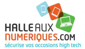 Logo de la startup Halleauxnumeriques com
