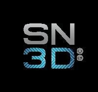 Logo de la startup SN3D