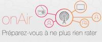 Logo de la startup On Air