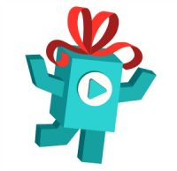 Logo de la startup Le Cadeau Vidéo