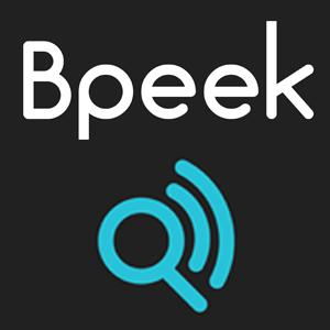 Logo de la startup Bpeek