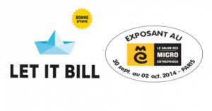 Logo de la startup Let It Bill