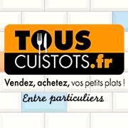 Logo de la startup TousCuistots