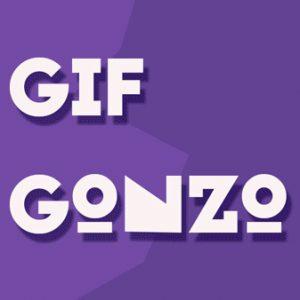 Logo de la startup Gif Gonzo