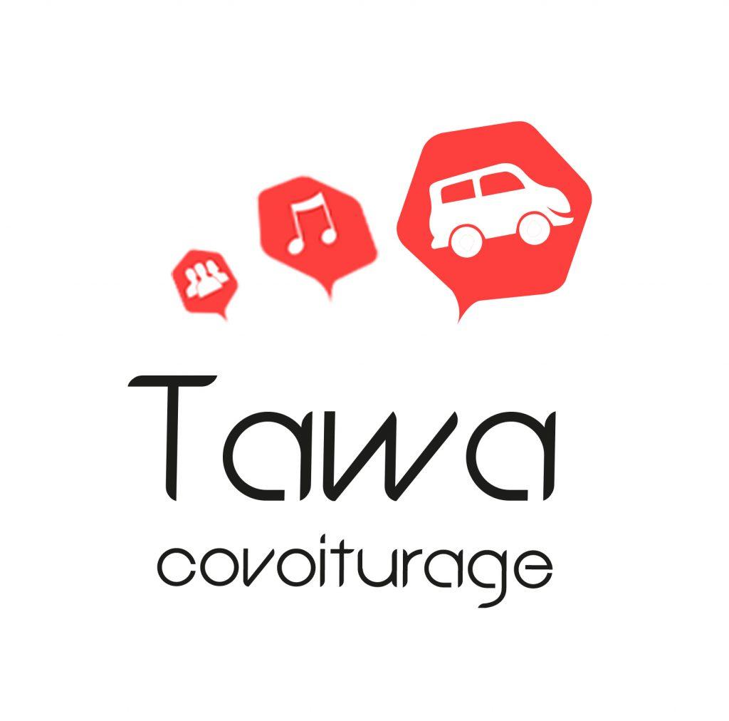 Logo de la startup Tawa !