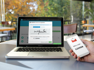 Logo de la startup Yousign